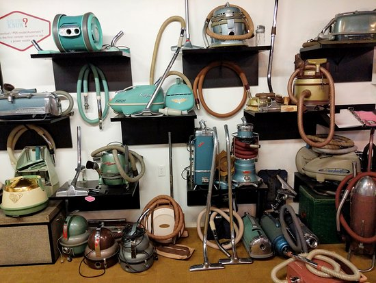 Vacuum Cleaner Museum and Factory Outlet