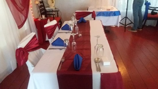 Savanna La Mar, Jamaika: Ask us about our Wedding reception service.