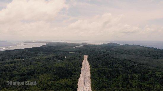 Airstrip, Peleliu