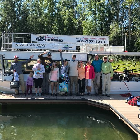‪‪Bigfork‬, ‪Montana‬: Howe's Fishing – A Able/Mo Fisch Charters and Tours‬