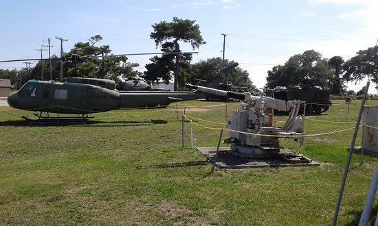 North Carolina Military History Museum