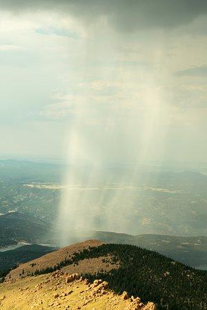 Pikes Peak: More rain...
