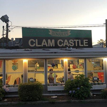 The Clam Castle Foto