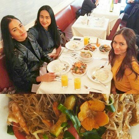 Hello AlyLondon! The Filipino Food here is Great! Haha!