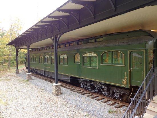 Hildene, The Lincoln Family Home: Rail car