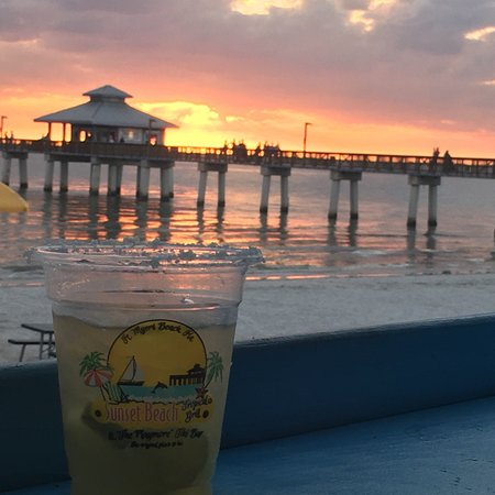 Sunset Beach Tropical Grill and The Playmore Tiki Bar