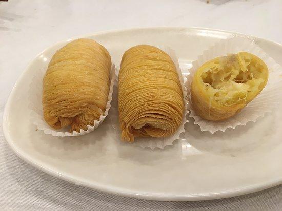 Millbrae, Kaliforniya: Durian Puff