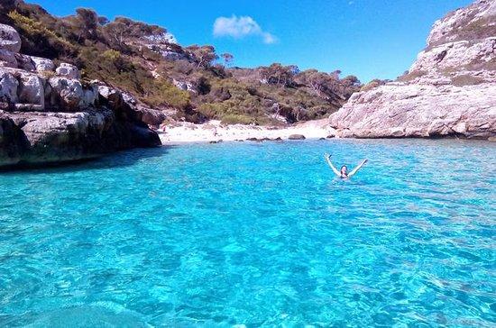 Es Marmols Mallorca Boat Trip...