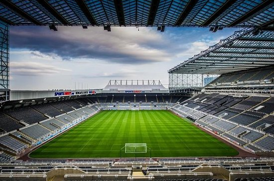 Newcastle United FC Stadium Tour