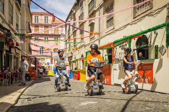 Sitgo Old Town Tour - Sitway i Lisboa...