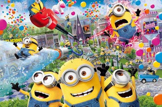 Pass Studio Universal Studios Japan...