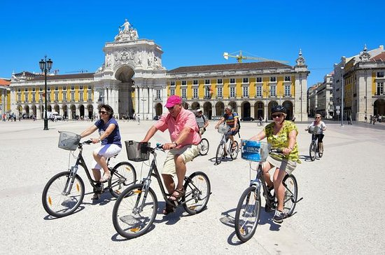 Lisboa Bike Tour: Lisboa sentrum til...