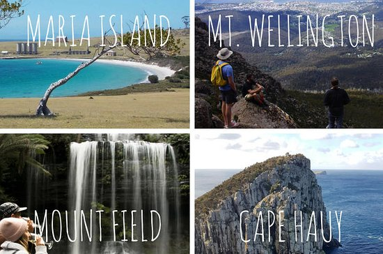 4 Day Iconic Tasmania Walking Tour...