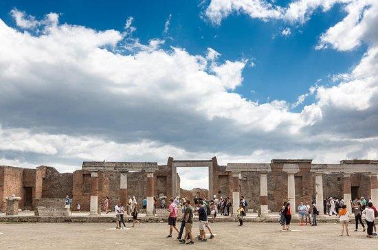 Visite guidée de Pompéi avec entrée...