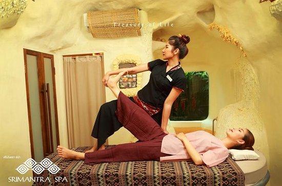 Traditionele Lanna Thai-massage