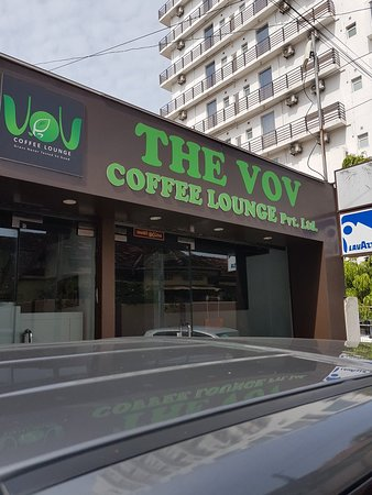 The VoV Coffee Lounge