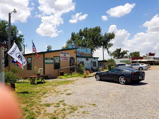 Texola, Оклахома: 20180712_135942_large.jpg