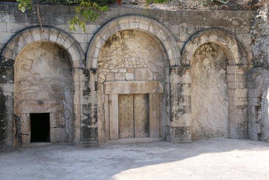 קרית טבעון, ישראל: The cave of Rabbi Yehuda Hanassi