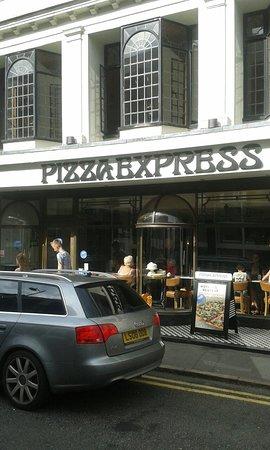 Pizza Express Stourbridge 74 High St Menu Prices