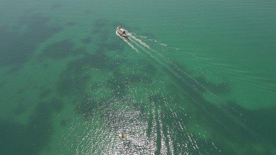 Aggelochori, Hellas: Active sport Club watersports , windsurf - kitesurf - SUP - canoe - SUP/YOGA - snorkeling