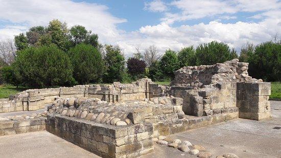 Navarrete, Spanyol: Ruinas del Hospital de San Juan de Acre