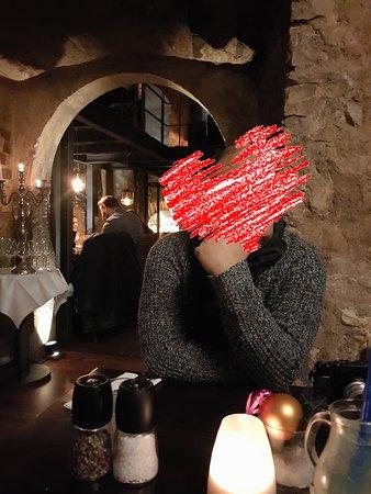 Restaurant White Horse: Dinner date