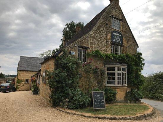The Ebrington Arms Restaurant Picture