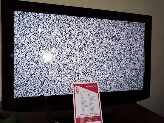 Westampton, Nueva Jersey: tv had geen beeld in eerste kamer