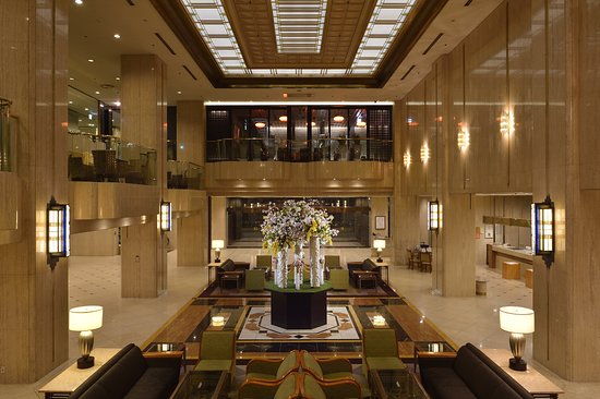 Hotel Metropolitan Tokyo Ikebukuro: Lobby