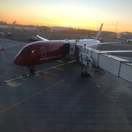 norwegian fly aflyst