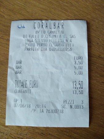 Coralbar
