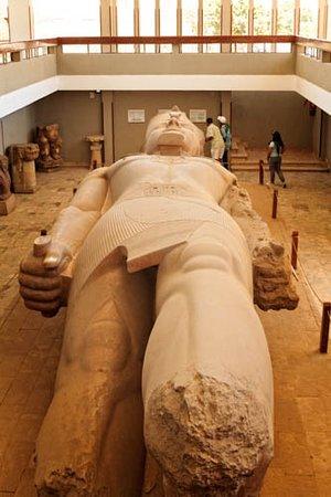 Gouvernement Giza, Ägypten: Rameses II