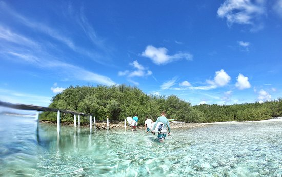 Thulusdhoo Island: Bridge to Cokes, famous surf break in Thulusdhoo #seasonsurfing
