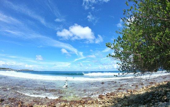 Thulusdhoo Island: Surfing Cokes in Maldives #seasonsurfing