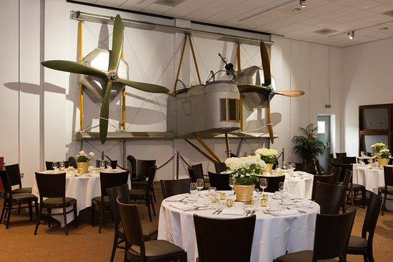 Brooklands Museum: Vickers Suite