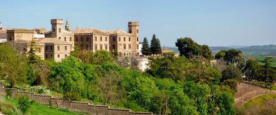 Dicastillo, Spain: Palacio de la Vega, palacio neogótico rodeado de naturaleza construido en 1889