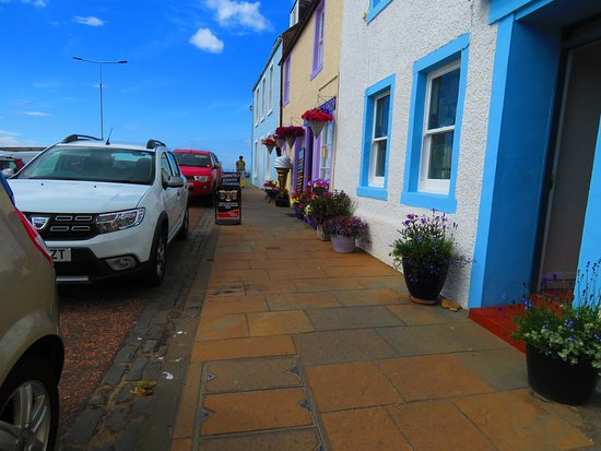Pittenweem, UK: shop