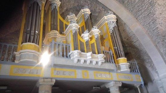 Belmont-sur-Rance, Frankreich: Eglise Collegiale de Belmont sur Rance