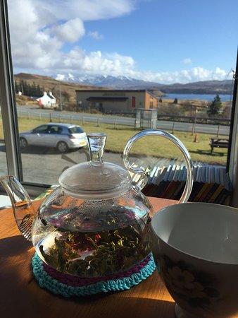 Struan, UK: Er Ya Tea