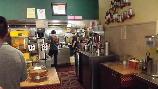Honey Honey Cafe U0026 Crepery: Clean Kitchens