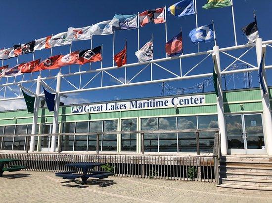 Maritime Center at Vantage Point