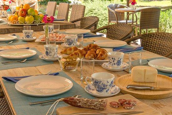 Bordils, Spanien: Desayuno en Mas Carreras 1846
