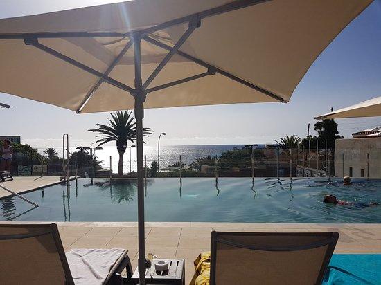 Las Caletillas, Spain: New pool opened 14th July 2018
