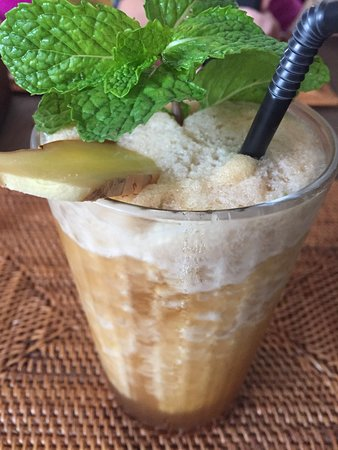 The House by Ginger: Ginger shake