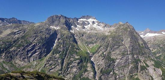 Innertkirchen, Swiss: Gelmersee eine Reise wert