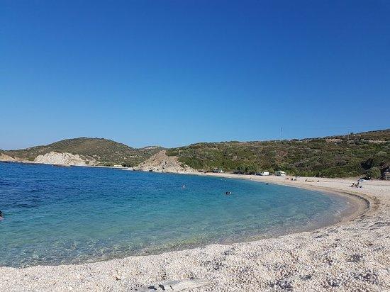 Άγιοι Απόστολοι, Ελλάδα: Cheromylos Beach