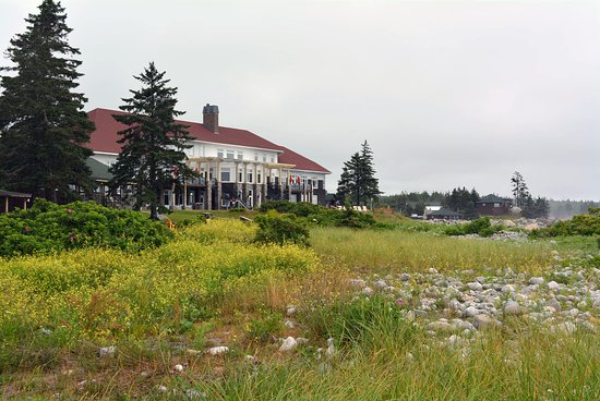 Southwest Nova Scotia, Καναδάς: Main lodge