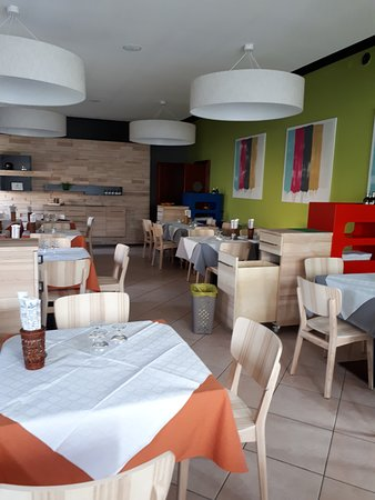 Sala da pranzo - Bild von Trattoria Moro, Masera di Padova - TripAdvisor
