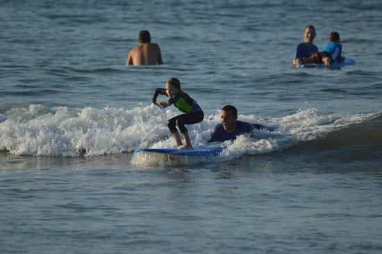 SALT Surf As Life Therapy Surf School and Tours