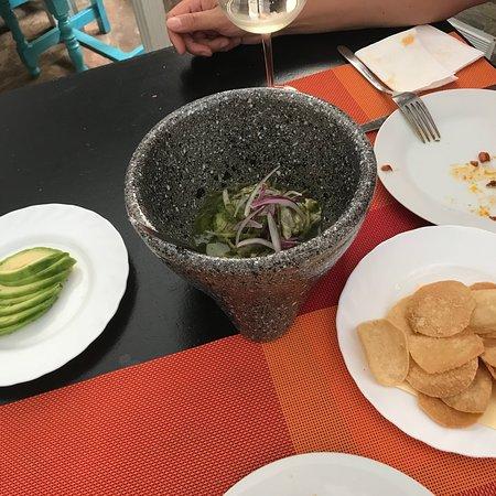 Niña Bonita Cantina: Aguachile verde